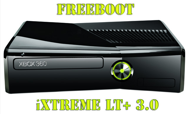 xbox 360 lt 3.0 freeboot